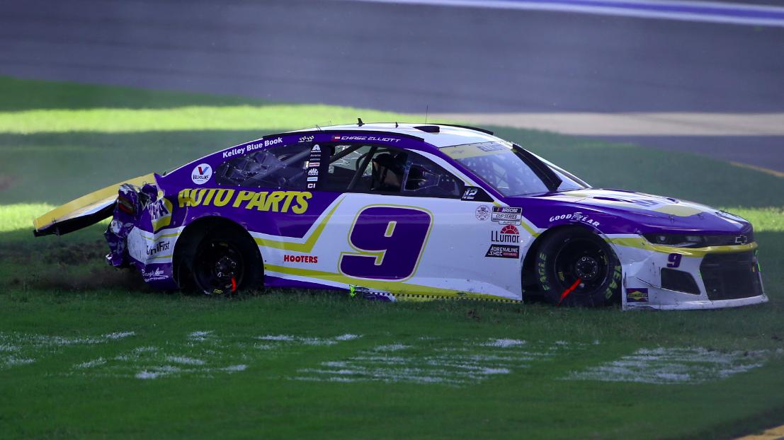 """Bekeményít a NASCAR: """"Súlyos következményei"""" lesznek, ha folytatódik a Harvick-Elliott viszály"""