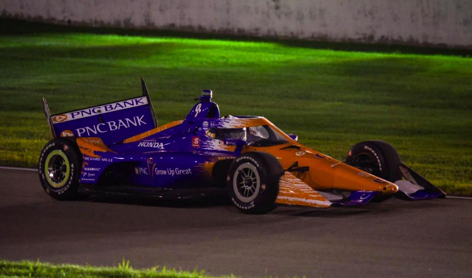 IndyCar: Egy elképesztő sorozat végére tett pontot Dixon gatewayi balesete