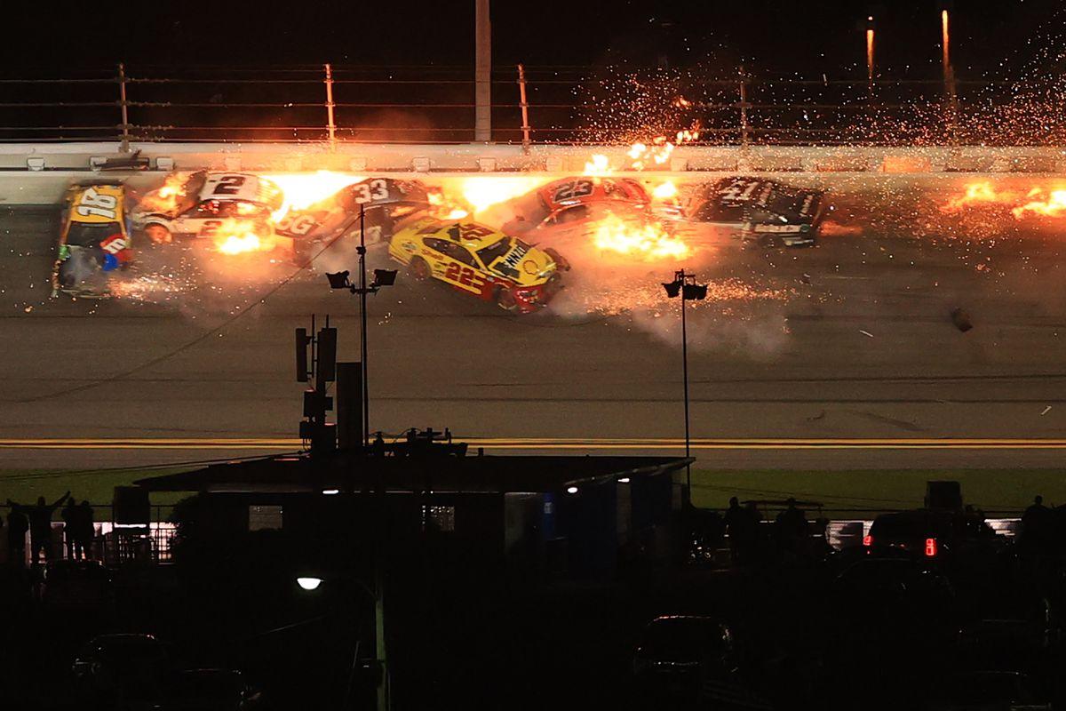 Nagy meglepetést és Penske-rémálmot hozott a 63. Daytona 500