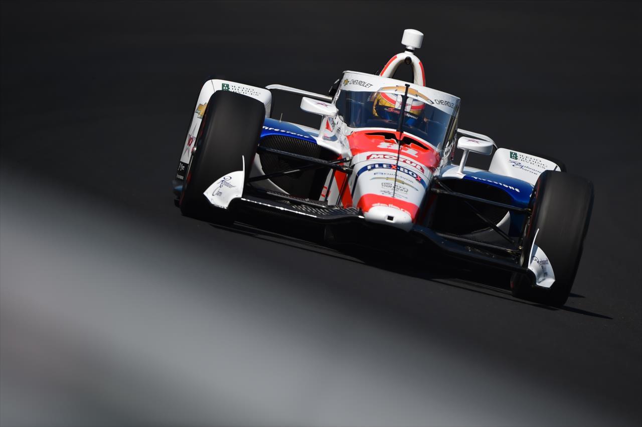 Befejezi IndyCar-programját a DragonSpeed