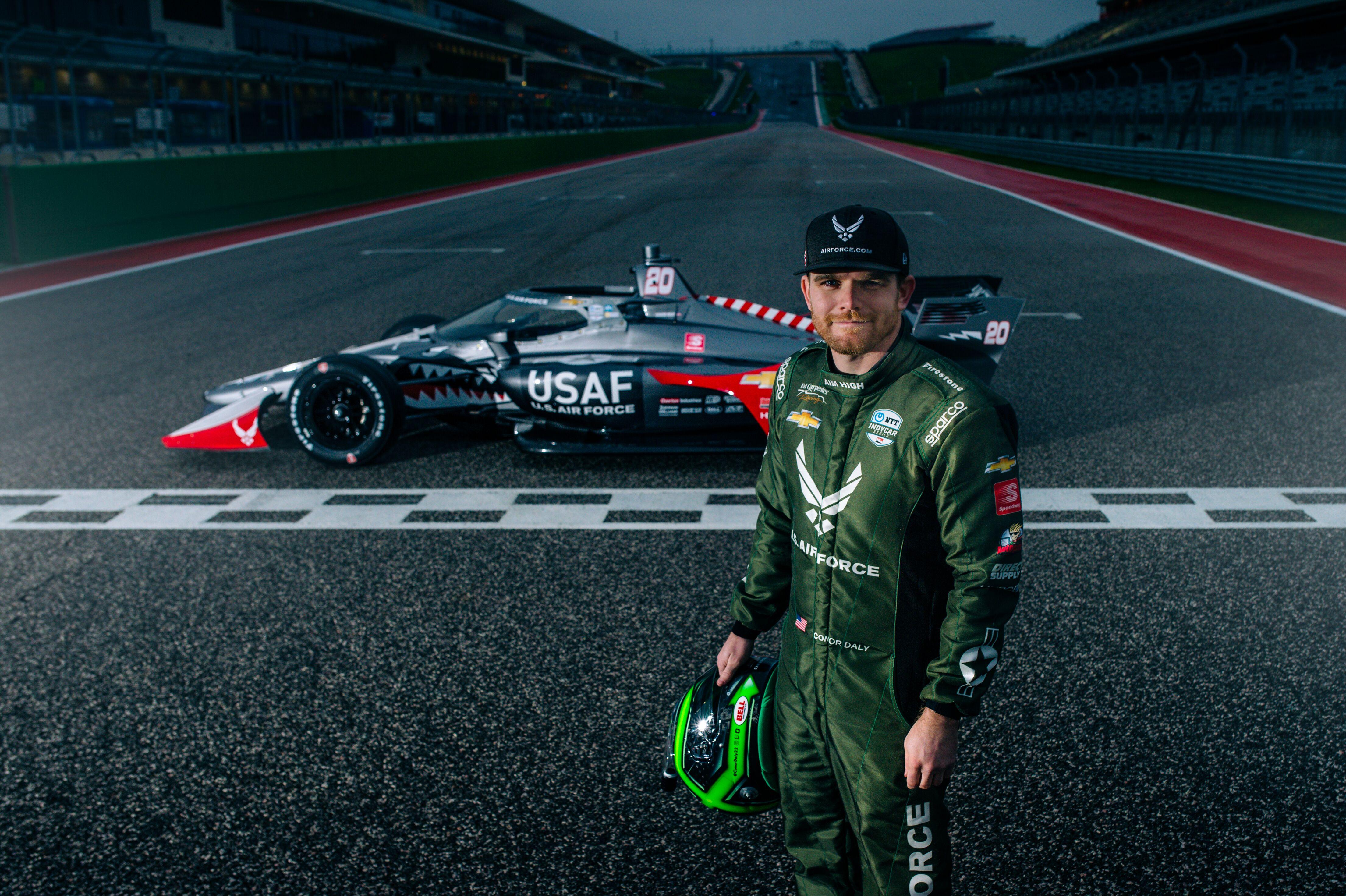 IndyCar: Hosszabbított Conor Dalyvel az Ed Carpenter Racing