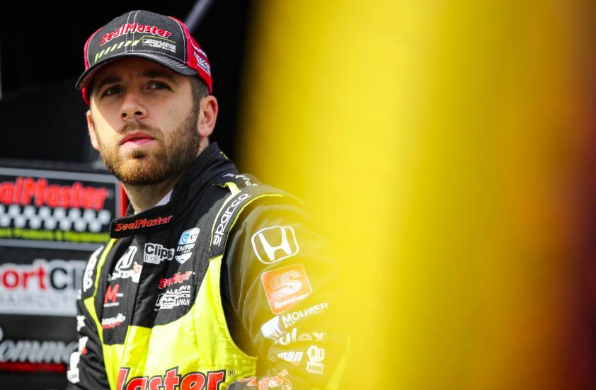 IndyCar: Jones még mindig nem épült fel a koronavírusból