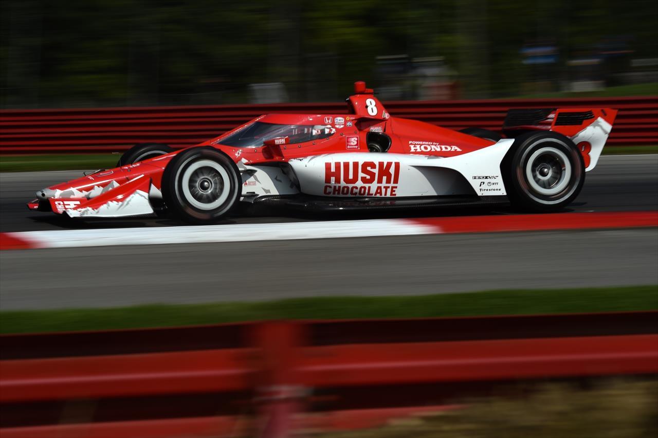 Ericsson több évre hosszabbított a Chip Ganassi Racinggel
