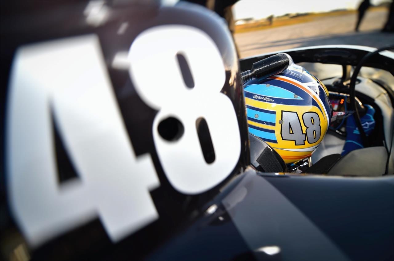 IndyCar: Jimmie Johnson végre megmutatja a valódi arcát
