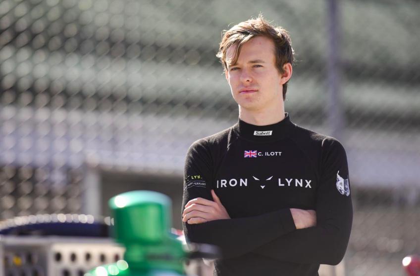 IndyCar: Callum Ilott a szezon végéig biztosan marad a JHR-nél