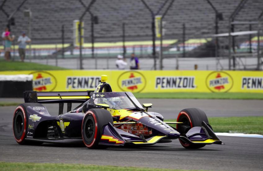 Egy rajongói Facebook-csoport is szponzorálja az IndyCar legújabb csapatát
