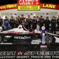 Josef Newgarden húzta be az IndyCar éjféli versenyét