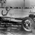 A nő, aki megnyerte az Indianapolis 500-at