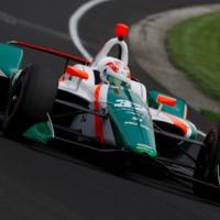 Máris nagy bajba került az Indy 500 egyik csapata