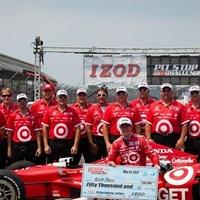Scott Dixon csapata nyerte a 2012-es Pit Stop Challenge-et