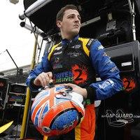 Stefan Wilson berágott Andrettiékre