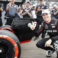 Robert Wickens lett a 2018-as IndyCar szezon legjobb újonca