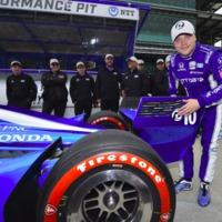 Felix Rosenqvist indulhat az élről Indianapolisban