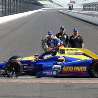 Neked is lehet saját Indy 500-győztes autód!
