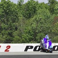 Mario Andretti: Pocono nem a puhány versenyzőknek való