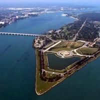 Belle Isle, Detroit GP - Pályabemutató