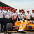 McLaren/Alonso saga: Az IndyCar közössége továbbra is a sötétben tapogatózik