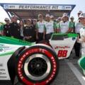 Újabb IndyCar-történelmet írt Colton Herta
