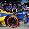Alexander Rossi indulhat a pole-ból az utcai pályák Indy 500-án