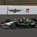 A DRR két autót is indítana a 100. Indy 500-on