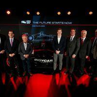 Az új IndyCar gép végre olyan, amilyennek egy versenyautónak lennie kell