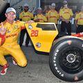 Ryan Hunter-Reay indulhat a pole-ból az IndyCar bajnokavató versenyén