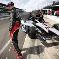 Terítéken van Kurt Busch Indy 500-as visszatérése