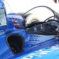 Az IndyCar szélvédője átment az első vizsgán (+ képek és egy szédületes videó)