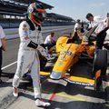 HIVATALOS: Chevrolet-motorral tér vissza a McLaren az Indianapolis 500-ra