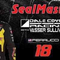 Santino Ferrucci marad a Dale Coyne Racingnél