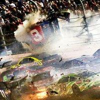 A NASCAR világát sokkolta a daytonai horrorbaleset