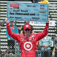 Detroit GP - Scott Dixon indulhat a pole-ból