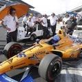 Egymást tapossák a versenyzők, hogy a McLarennek vezethessenek