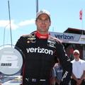 Team Penske első sort hozott a Honda Indy 200 kvalifikációja