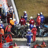 Ryan Newman fejsérülést szenvedett a Daytona 500-on