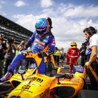 Első Indy-tesztje előtt a McLarennek még kormánykereke sem volt - És ez még semmi