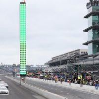 A NASCAR is bemutatkozik az IMS road vonalvezetésén