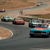 A NASCAR hamvában holt road pályás kísérlete