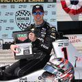 Elsöprő Newgarden-győzelmet és egy őrült rajongót hozott az IndyCar Road America-i futama