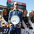 Alexander Rossié a pole az IndyCar második legmenőbb pályáján