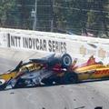 Will Power nyerte az IndyCar kaotikus versenyét Poconón
