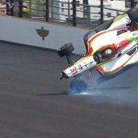 Indy 500 – 3. nap: A McLaren ezúttal már a pályára sem tudott kihajtani