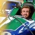 Fernando Alonso elégedetten zárta első road pályás IndyCar-tesztjét
