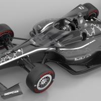 Az IndyCar a Red Bull Technologies-zal közösen fejleszti tovább az aeroscreent (+GALÉRIA)