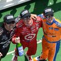 A Chip Ganassi Racing mindent vitt Poconón