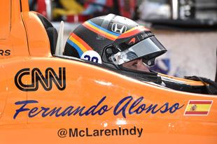 Alonso jövő hónapban már az IndyCarban tesztelhet