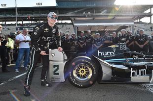 Josef Newgarden indulhat a pole-ból az IndyCar mindent eldöntő futamán