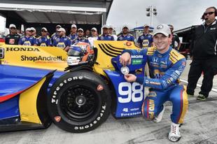 Rossi ellopta a show-t Watkins Glenen