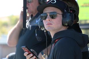 Az utolsó pillanatban maradt ülés nélkül az IndyCar legígéretesebb újonca