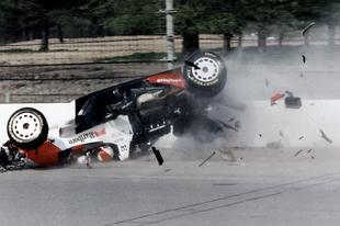 Akárcsak a harcmezőn - A legkegyetlenebb Indianapolis 500